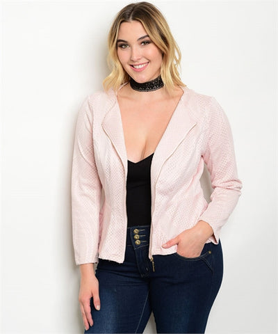 *SALE ITEM* Kissed By A Rose Blazer