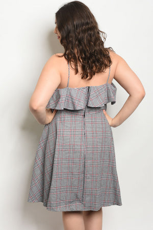*SALE ITEM* Clock's Running Dress