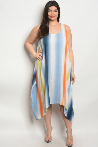 Beaches In Mind Dress
