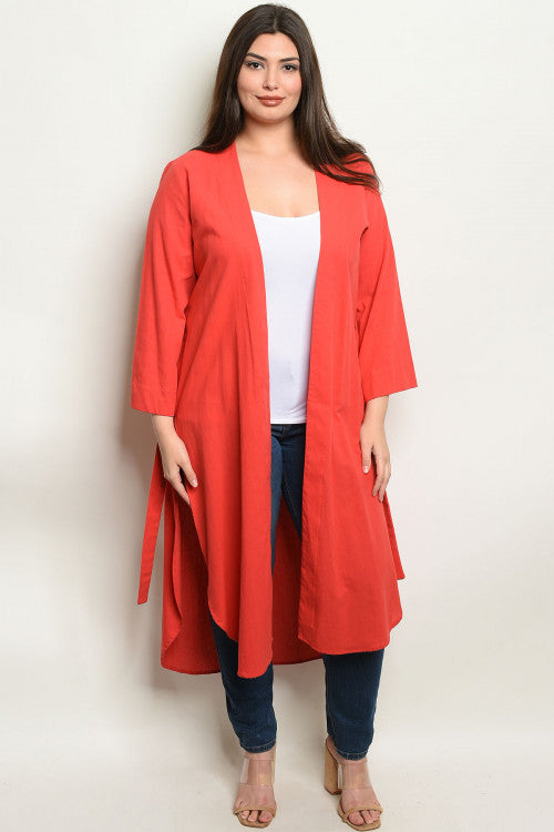 *SALE ITEM* Bold By Example Kimono