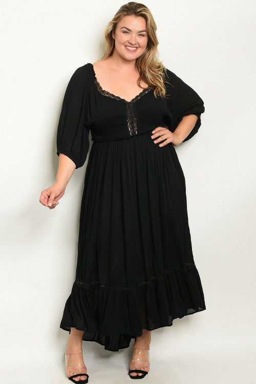 *SALE ITEM* Wicked Ways Dress