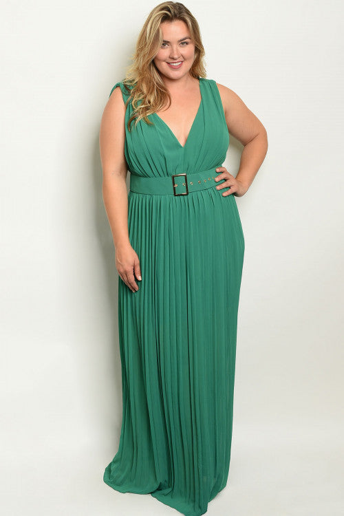 Power of Athena Maxi Dress
