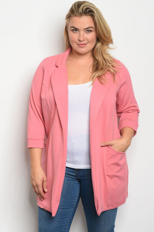 At First Blush Blazer