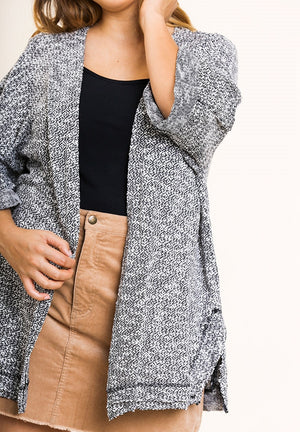 Covered In Cozy Cardi