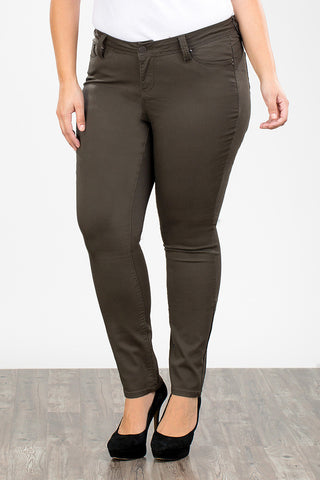 *SALE ITEM* Two Olive Martini Skinny