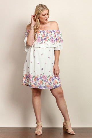 *CLEARANCE ITEM* Play The Field Dress