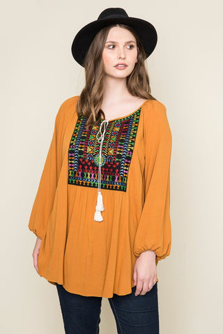 *SALE ITEM*New Beginnings Top