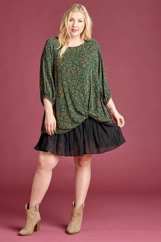 Flourish This Fall Top