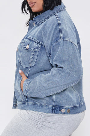 Got Your Back Denim Jacket