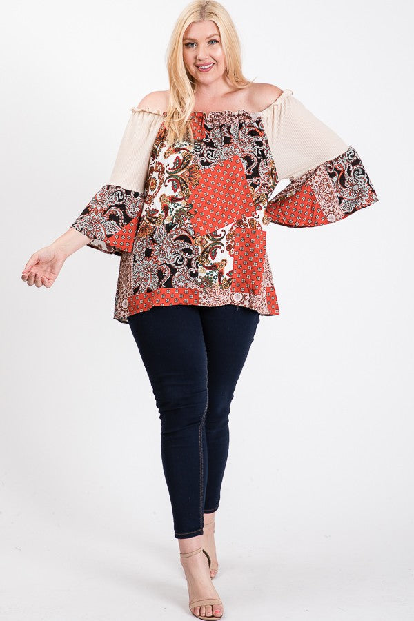 Southern Comfort Top