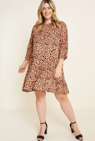 Swingin' Safari Dress