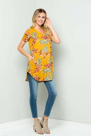 Fall For You Tunic