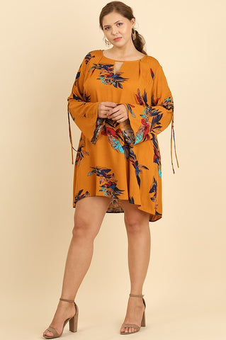 Ray Of Sunshine Tunic Dress
