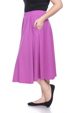 Grape Escape Skirt