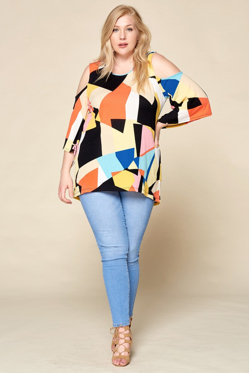 *SALE ITEM* Right Angles Top