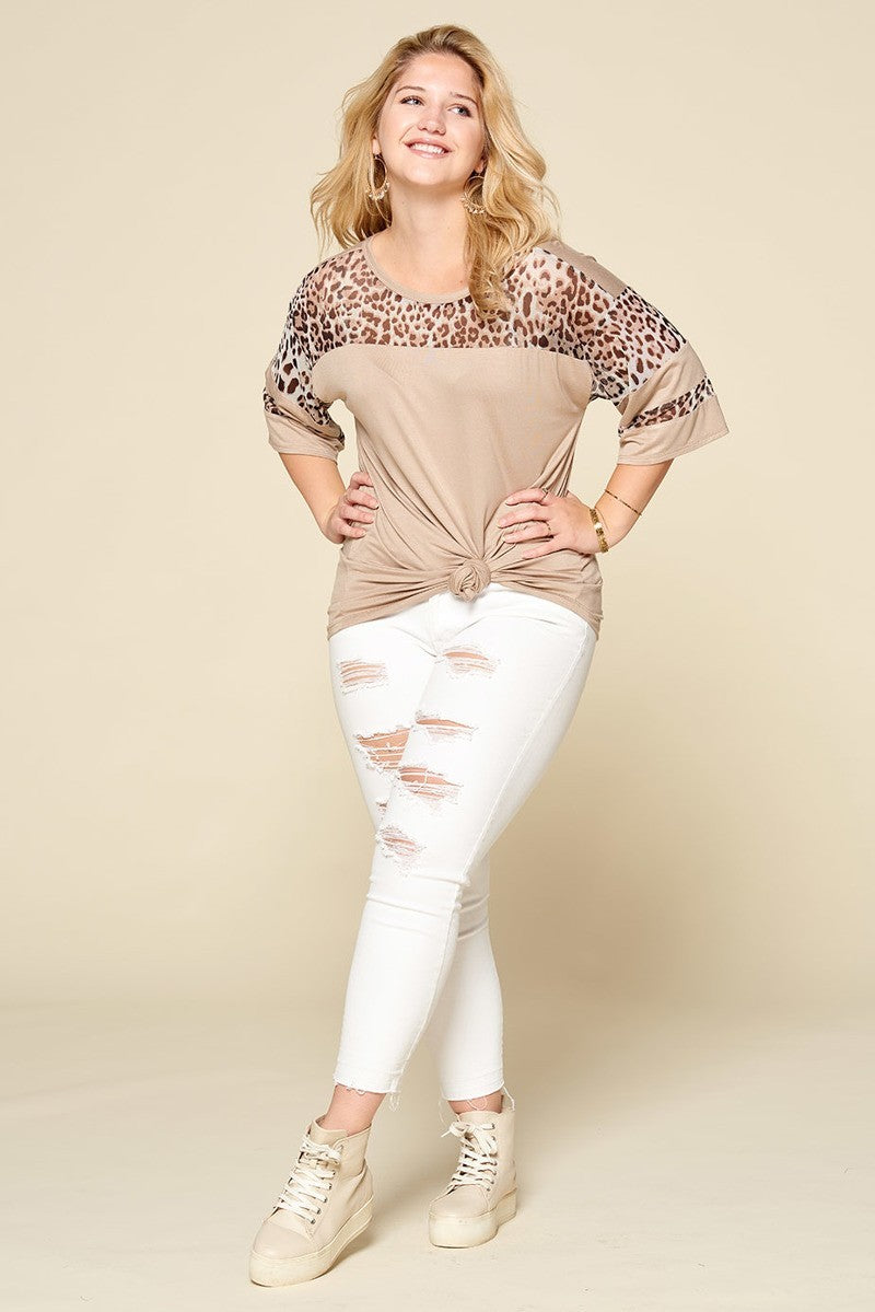 *SALE ITEM* Wild Side Top