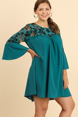 Touch Of Class Tunic Dress