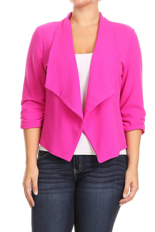 Some Like It Hot (Pink) Blazer