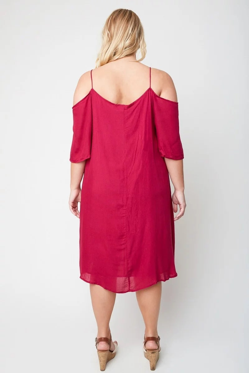 *SALE ITEM* Anything Flows Dress