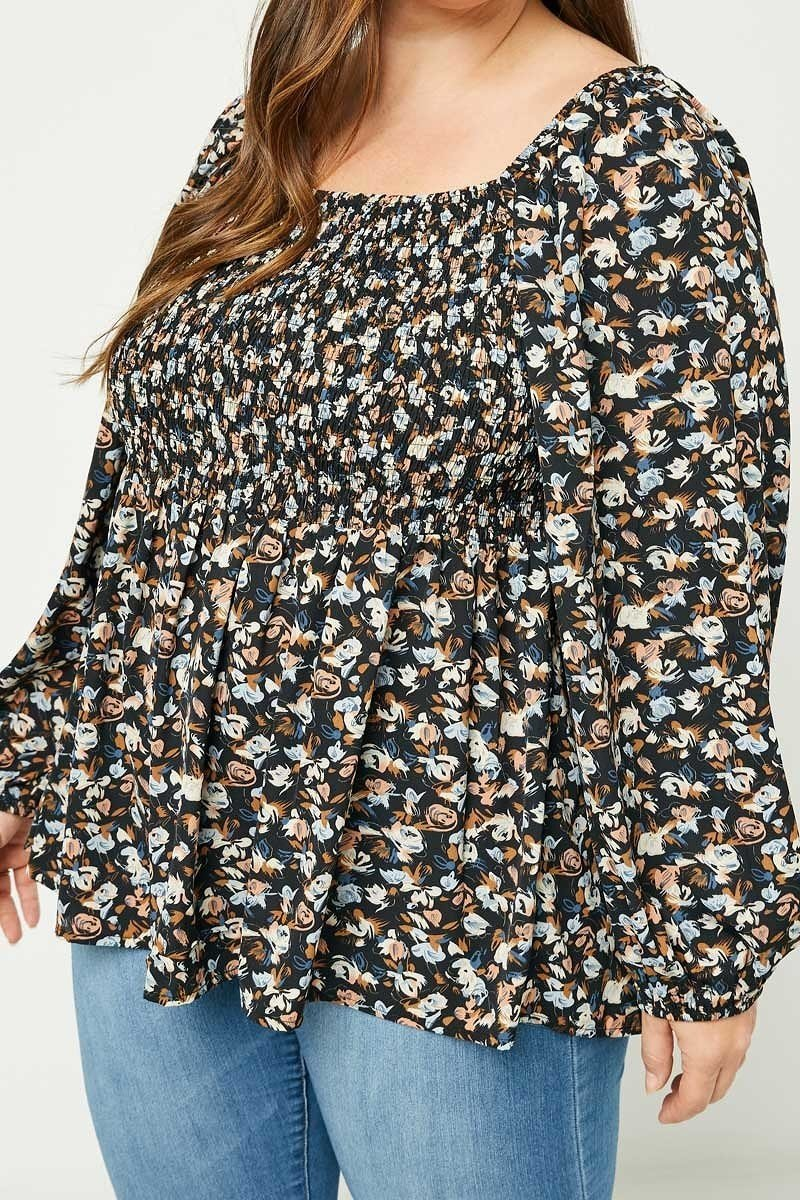 *SALE ITEM* Blossom Belle Top
