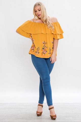 Frolic All Day Top