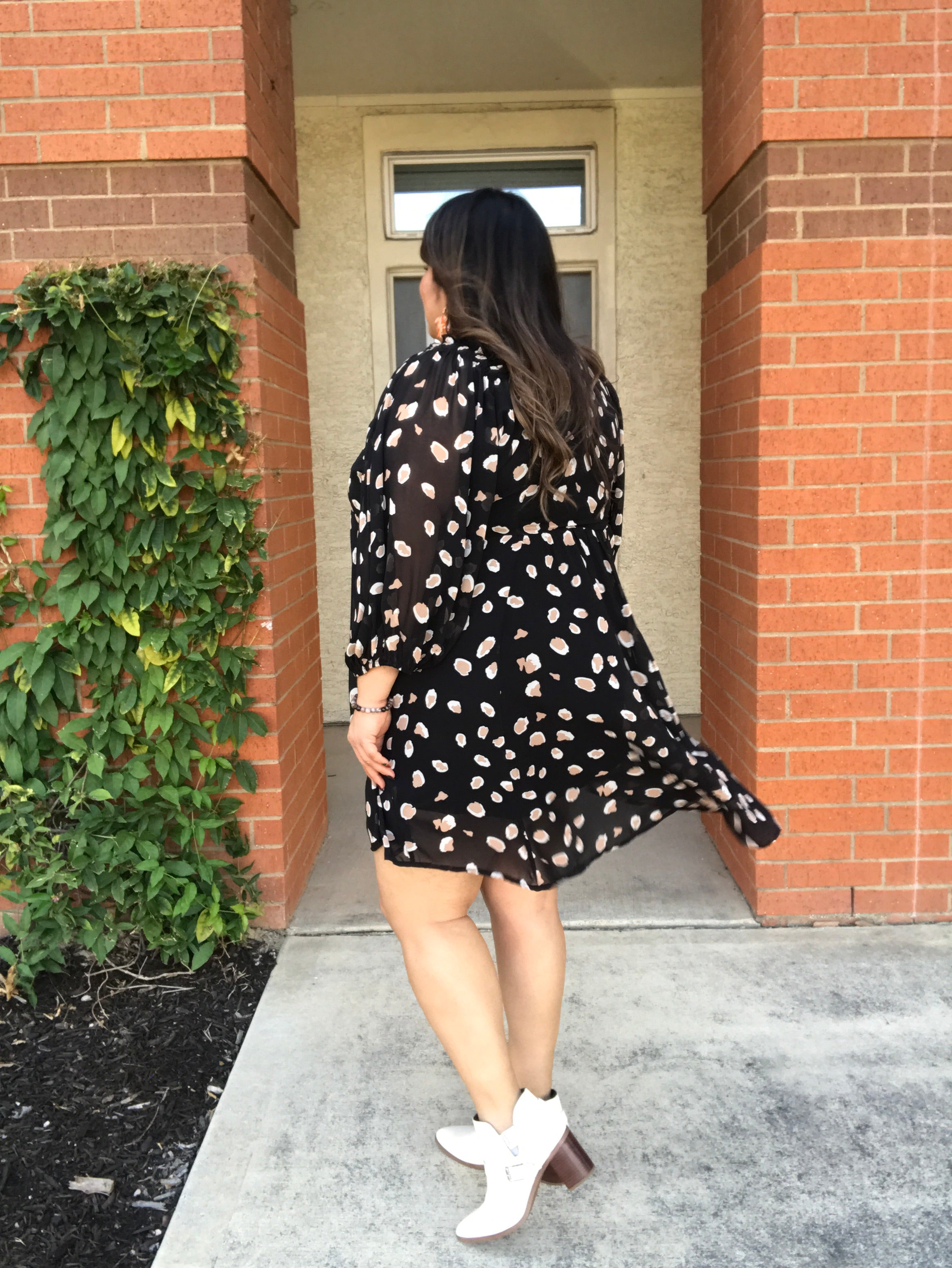 Go With the Flow Tunic Dress