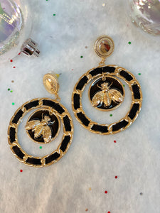 Medallion Muse Earrings