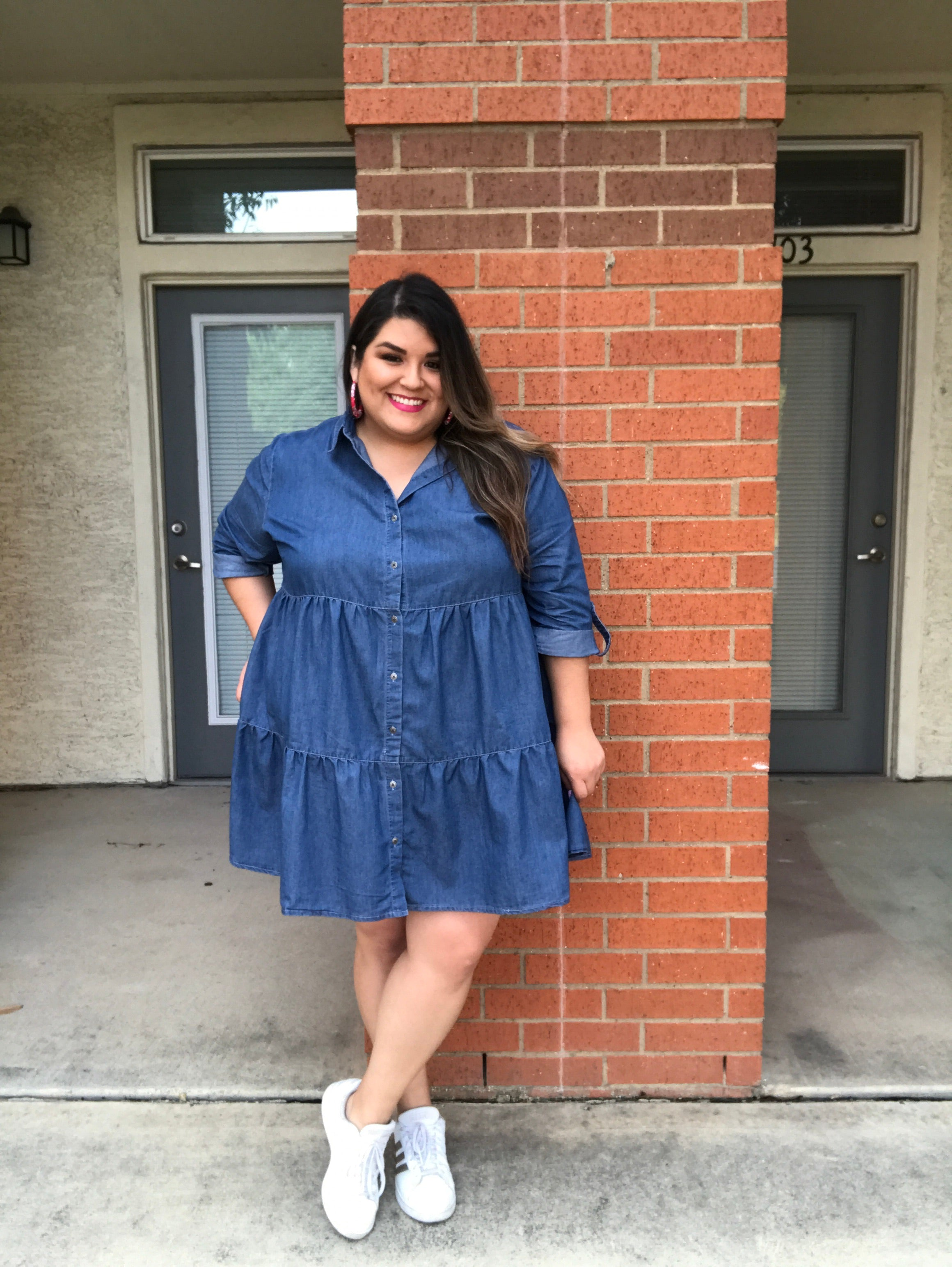 Blue Jean Baby(doll) Dress