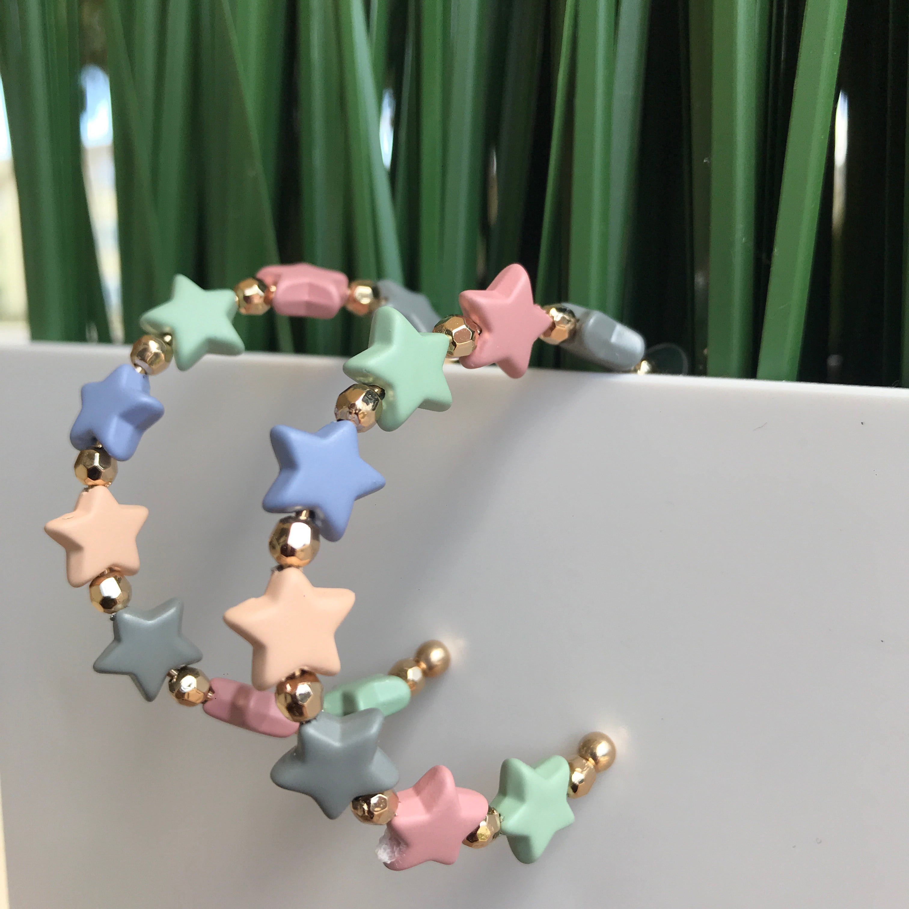 You're a Pastel Star Hoops