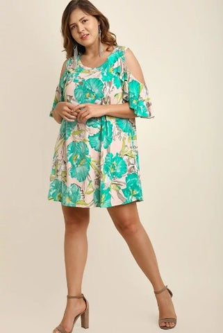 Mint To Be On Vacation Dress