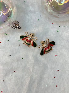 Holiday Buzz Earrings