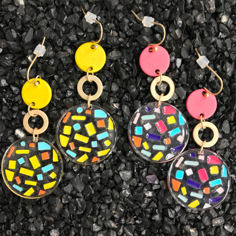 Confetti Queen Earrings