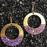 All That Glitters Earrings - 1460