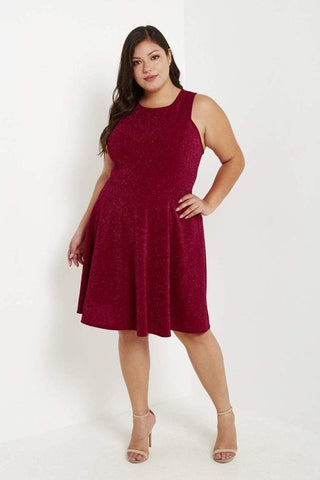 Berry Merry Dress