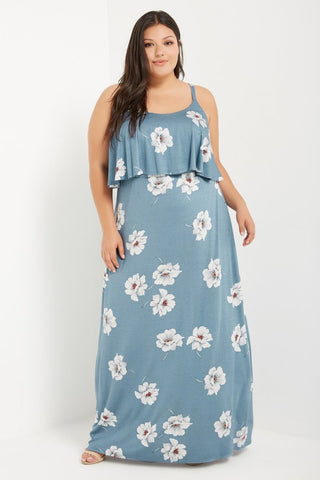 Staying Serene Maxi Dress