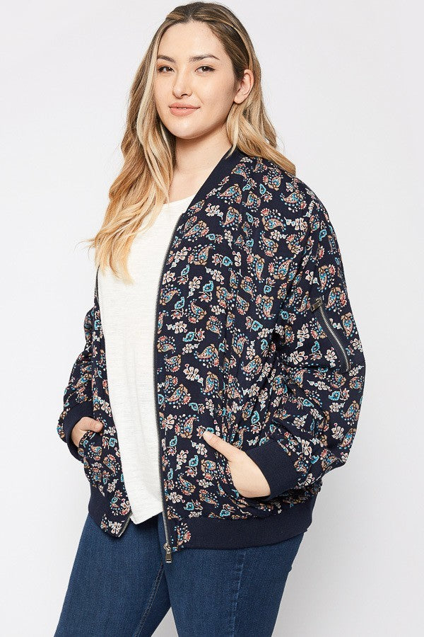 *SALE ITEM* Not a Wallflower Bomber