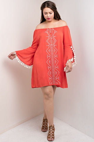 Sugar & Spice Tunic Dress