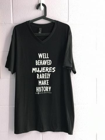 *LIMITED* ECB Mujeres Tee - V Neck