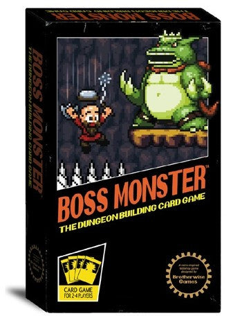 Boss Monster: The Dungeon Building Card Game - It Came From Planet Earth  - 1