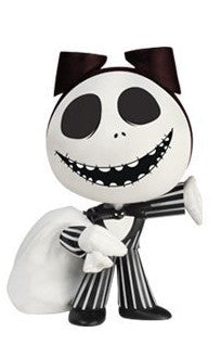 Nightmare Before Christmas Funko Mystery Minis Series Goggles Jack - It Came From Planet Earth  - 1