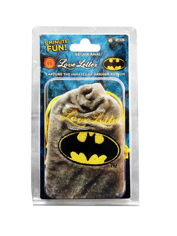 Love Letter: Batman - Capture the Inmates of Arkham Asylum - Clamshell Edition - It Came From Planet Earth  - 1