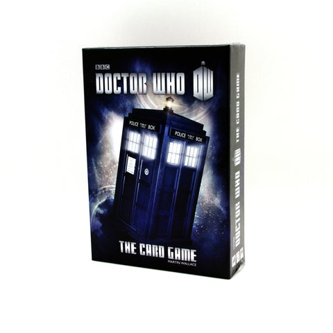 Doctor Who: The Card Game - It Came From Planet Earth  - 1