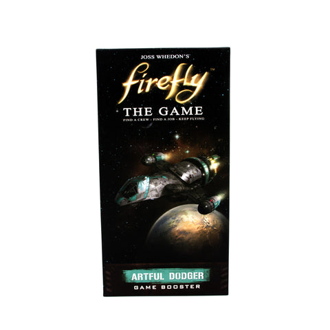 Firefly: The Game Artful Dodger Game Booster Expansion - It Came From Planet Earth  - 1