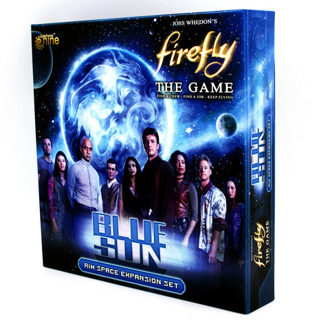 Firefly: The Game Blue Sun: Rim Space Expansion Set - It Came From Planet Earth  - 1