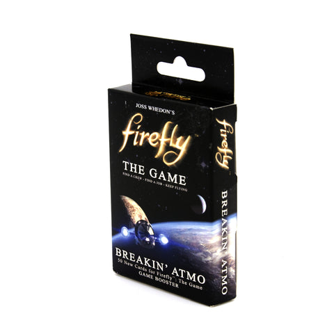 Firefly: The Game Breakin' Atmo Game Booster Expansion - It Came From Planet Earth  - 1
