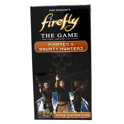Firefly: The Game Pirates & Bounty Hunters Game Expansion - It Came From Planet Earth  - 1