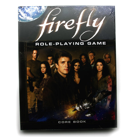 Firefly: Role-Playing Game Core Book - It Came From Planet Earth  - 1