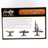 Firefly: The Game Customizable Ship Models - It Came From Planet Earth  - 7