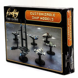 Firefly: The Game Customizable Ship Models - It Came From Planet Earth  - 6