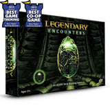 Legendary Encounters: An ALIEN Deck Building Game - It Came From Planet Earth  - 1
